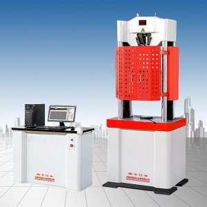 WE数显式万能材料试验机