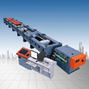 6000KN型微机控制电液伺服卧式拉力试验机